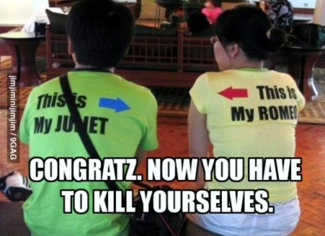 957823436dd68d050e5687ae0fc7fec6 romeo and juliet funny stuff 8 best romeo and juliet memes images on pinterest romeo and,Romeo And Juliet Meme