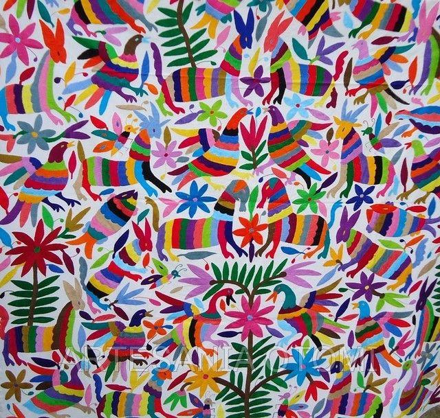Misc 233 lanea mexicana mexican arts pattern color mexico mexican