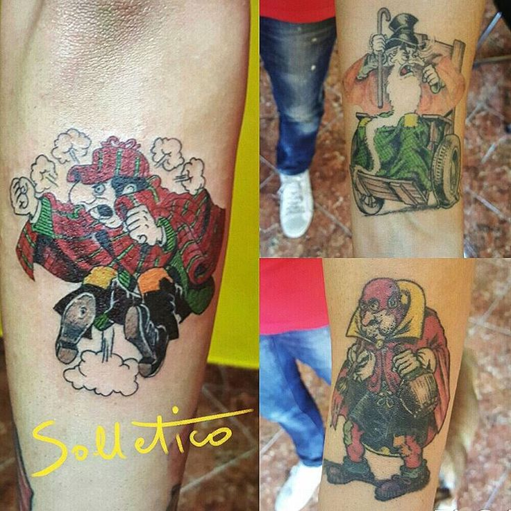 #solletico #tattoo #alanford #tattoos #ink