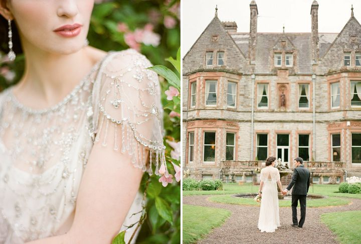 Downton Abbey Wedding Inspiration | Charmed Events Group