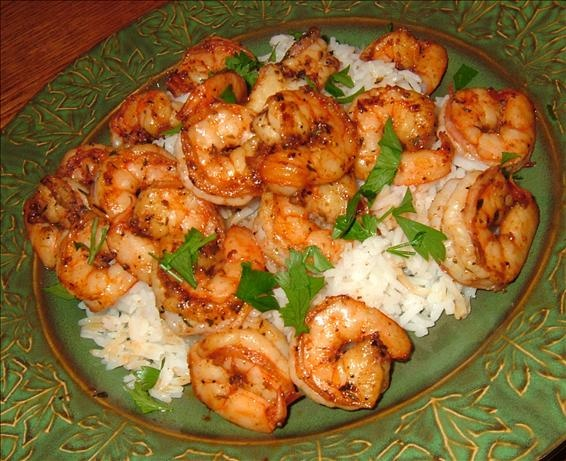 Sauteed Cajun Shrimp