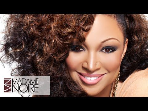 Chanté Moore Says Her New Man Is Tall, Dark & Handsome | Destination LA | MadameNoire - YouTube