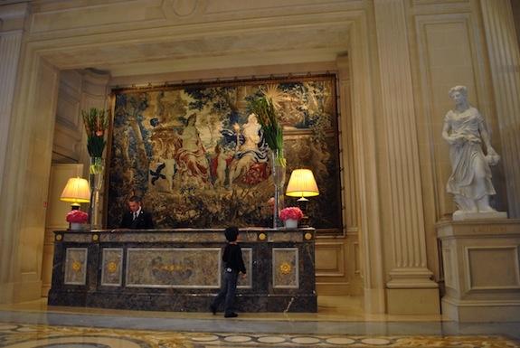 Naïm au George V | Four Seasons Family Blog