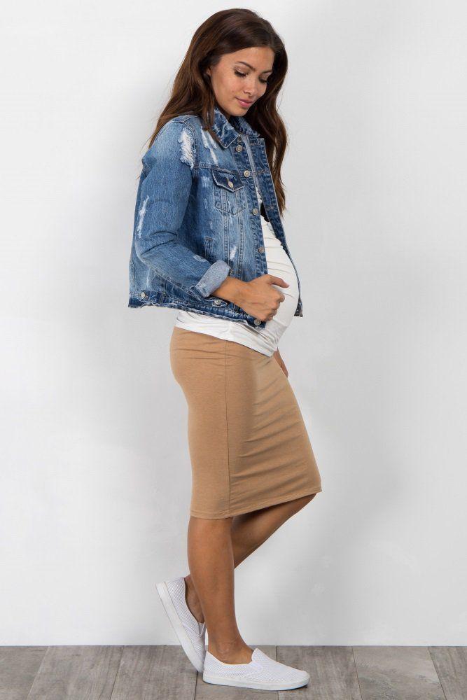 Fashionable maternity