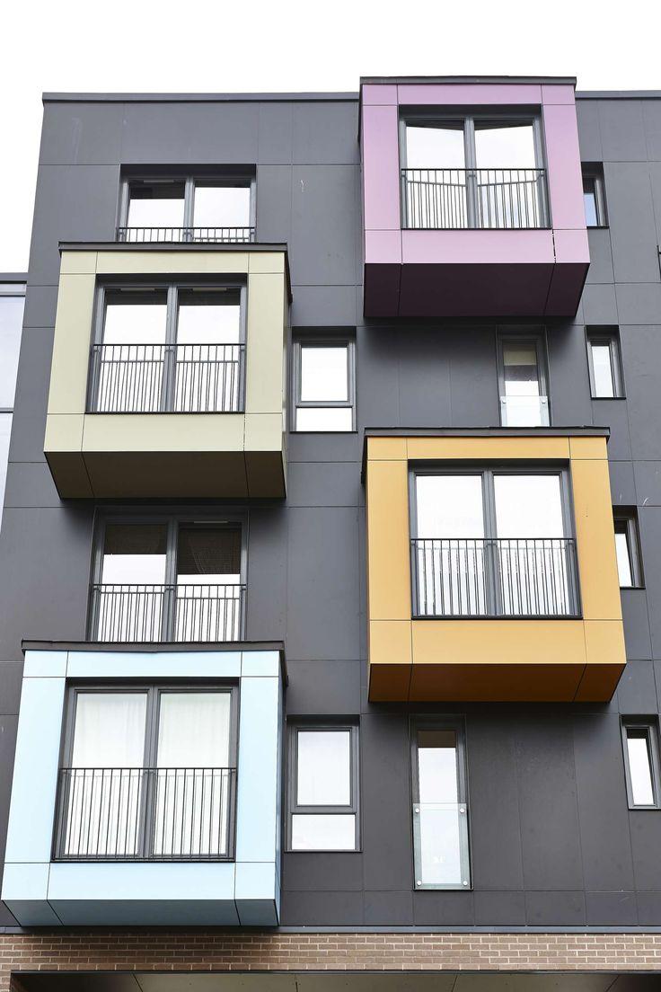 TRESPA METEON #facade #architecture #trespa