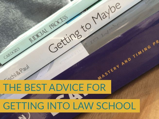 The Best Advice for Getting Into Law School from a Columbia Law Student