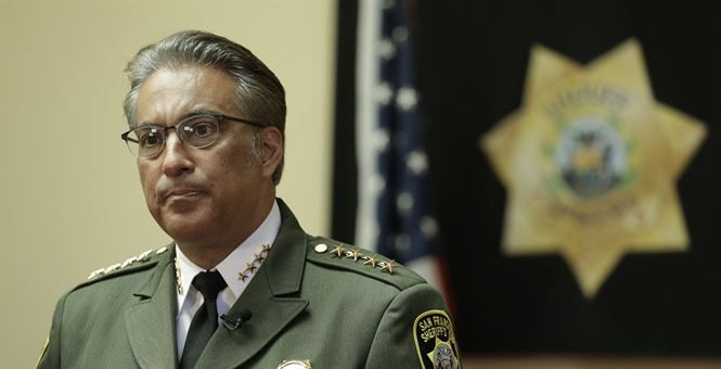 San Francisco Sheriff Who Defended Sanctuary City Status Defeated In a Landslide - Matt Vespa/ BOOM GOES THE DYNAMITE! Shocking considering this is Nancy Pelosi's neck of the wood! Maybe, just maybe the people of California are done with all the freebies that are given to these illegal aliens. Now pass Kate's Law!