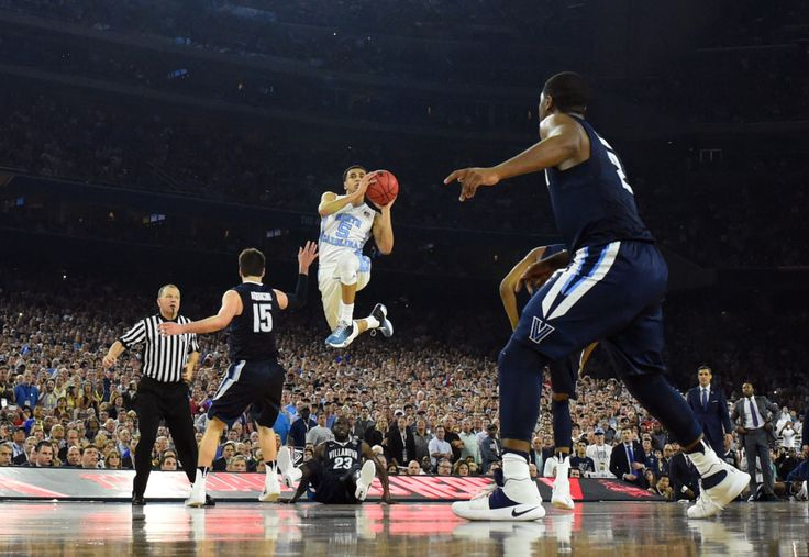 2016 NCAA championship. A 3 point shot by Marcus Paige