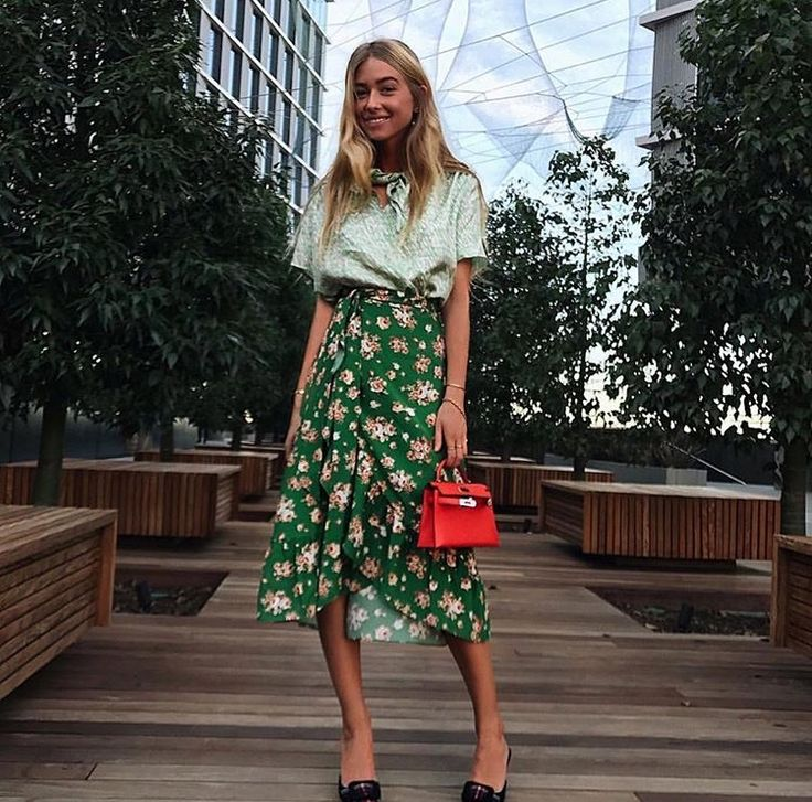 Summer breeze - cool outfit for a day in the city!