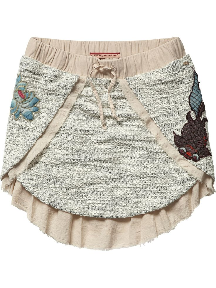 Sweater Skirt | Skirts | Girl's Clothing at Scotch & Soda