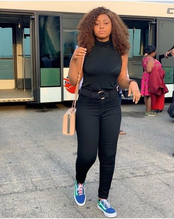 I'm Thick And I Know It' - Regina Daniels Shares New Beautiful Photos -  Celebrities - Nigeria   Casual style outfits, Fashion outfits, Fashion