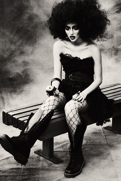 59 Best Goth Fashion Images On Pinterest Gothic Fashion