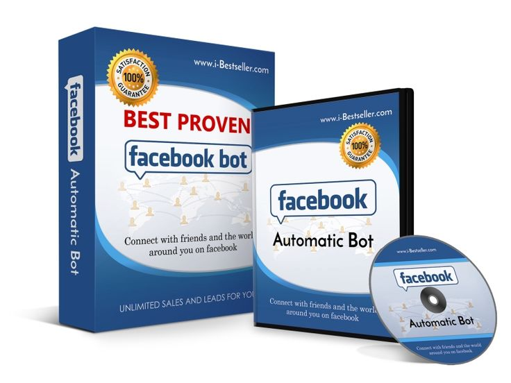 Automatic Facebook Bot is an awesome and very powerful software that can help you with many of your Facebook marketing efforts ... Run your Facebook Campaigns  Generate Unlimited Prospects, Leads,  and Sales For Your Business Overnight     Need To Put Your Message In  Front of Thousands of Targeted Visitors Right Now? This Automatic Facebook Bot Solves That Problem For You With Just The Click of A Few Buttons!     Automate your facebook postings!   The Best Automated Facebook Poster that…