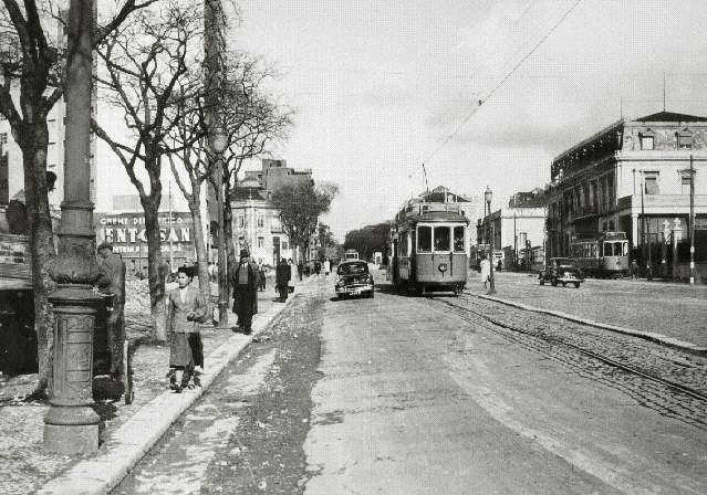 Rua da Junqueira, 1955
