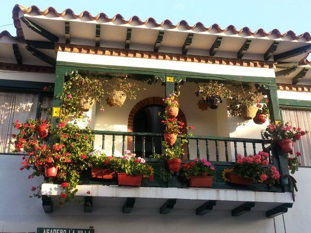 Plaza Mayor de Villa de Leyva in Villa de Leiva, Boyacá