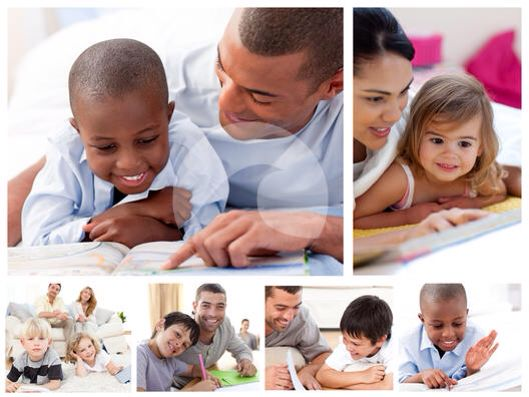 I believe parents are Children's first role models and educators in life.