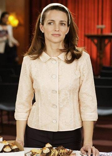 Elegance Personified: 10 Style Tips from Sex and the City's Charlotte York | Fashion and Beauty | FemaleNetwork.com
