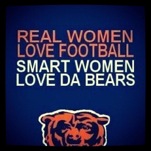 #dabears #realwomen #football #chicagobears: Football Chicagobears, Bears Da, Dabears Realwomen, Da Bears