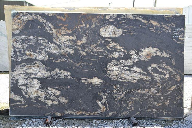 Titanium Leather Granite Granite Slab Leather Granite