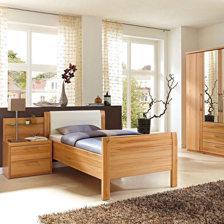 Die besten 25+ Einzelbett 100x200 Ideen auf Pinterest Bett mit - schlafzimmer kernbuche massiv