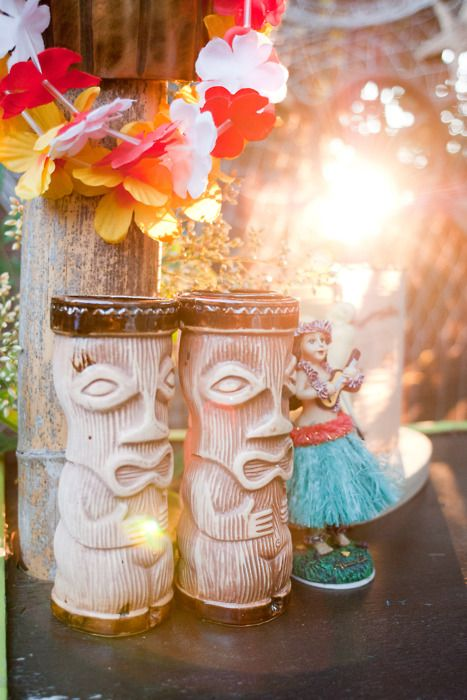 208 best kitschy girl images on pinterest creative ideas for Tiki decorations home