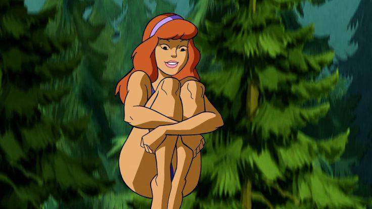 Scooby doo daphne naked