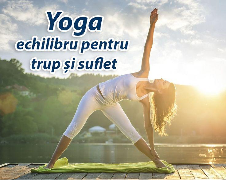Yoga susține faptul că spiritul și corpul pot fi puse într-o uniune și un echilibru, atât de intens încât ajung să creeze un singur element.
