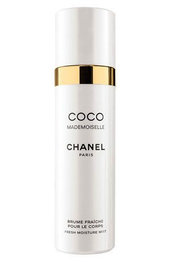 "Coco Chanel Mademoiselle  ""Moisture Mist"""
