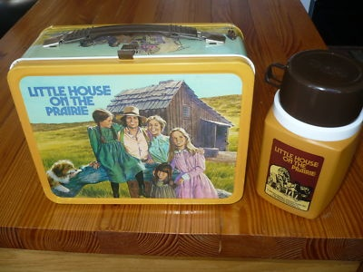 I still have this lunchbox! I've always loved Little House.