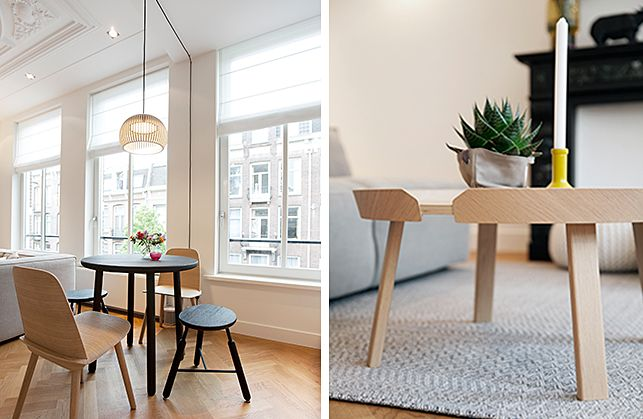 ontwerp en inrichting kamer ensuite van een herenhuis interieur design by nicole fleur our. Black Bedroom Furniture Sets. Home Design Ideas