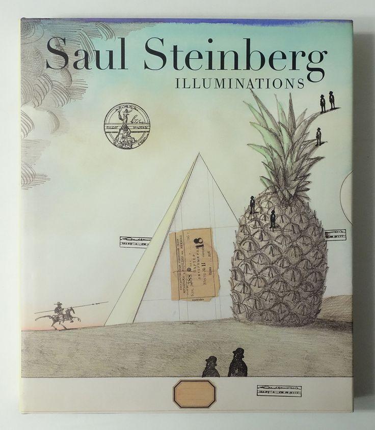 Saul Steinberg: Illuminations | Joel Smith