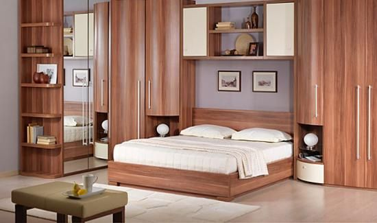 space saving fitted bedroom furniture for storage creating