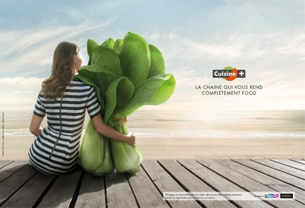 Passionately cooking, 1, CUISINE+, Ponk, Cuisine+, Печатная реклама, Наружная реклама, Креативная реклама