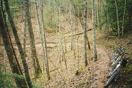 Tsali Recreation Area (NC)  Great place to go Mountain Biking with the Family