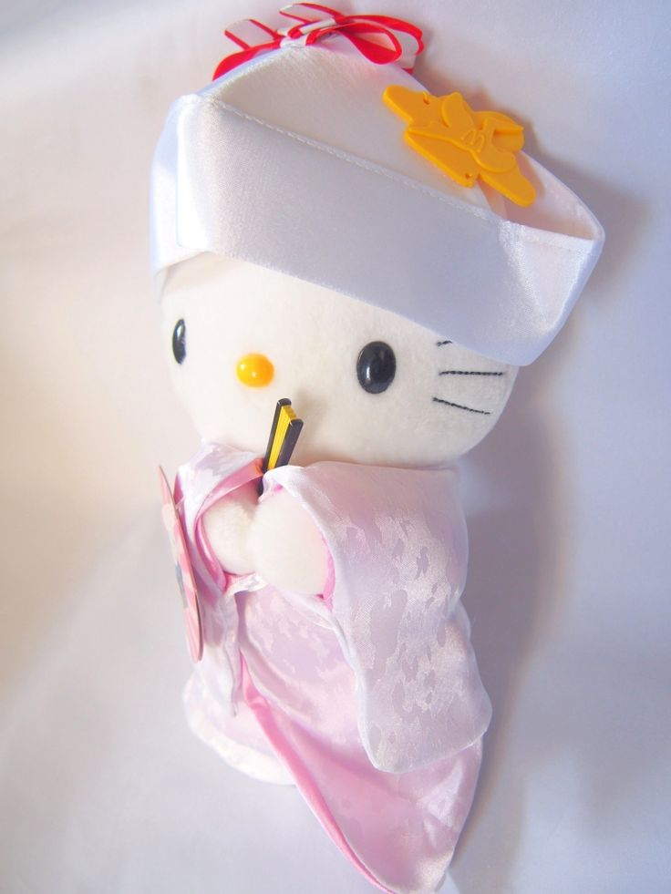 Hello Kitty Japanese Wedding Kitty $30
