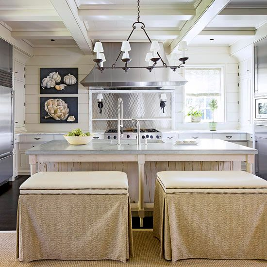 Concrete Kitchen Countertops - Theres so much I like in this kitchen ...