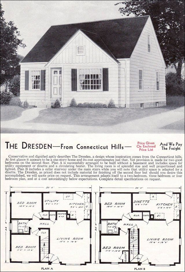 1940 Bungalow House Plans Awesome 148 Best Images About 1940s Decade On Pinterest In 2020 Vintage House Plans American Houses House Plans