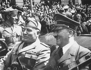 See Images of Adolf Hitler, History's Monster: Hitler and Foreign Dignitaries