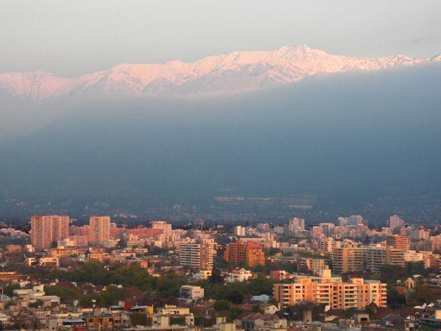 via www.mountainadventures.com Santiago, Chile