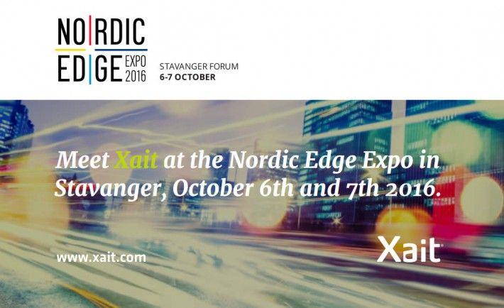 Xait at Nordic Edge 2016