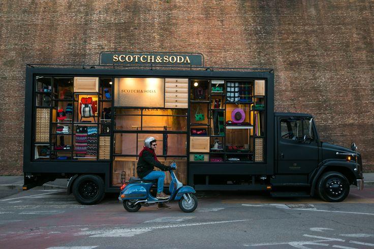 Scotch on Wheels by #ScotchandSoda