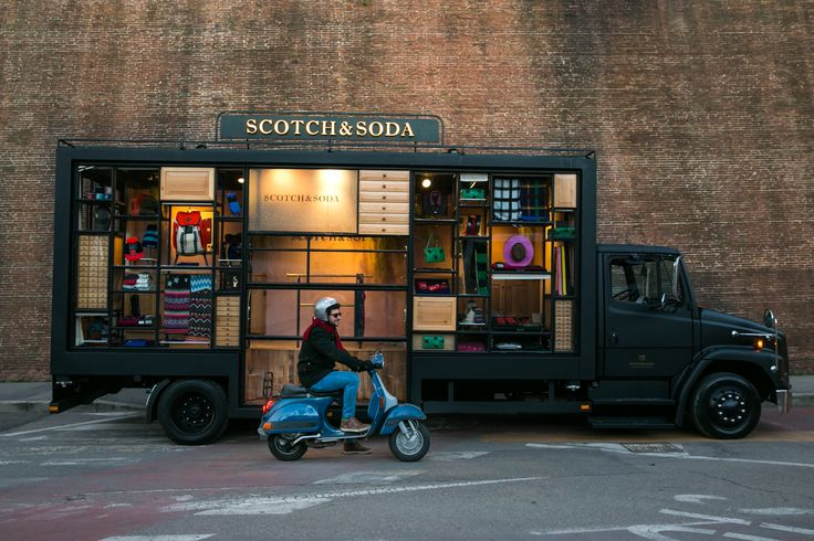 Scotch on Wheels by #ScotchandSoda