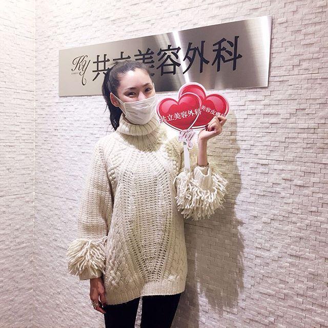 2016/11/12 10:10:16 kyoritsu_biyo モデル&タレントのソンミさんが、渋谷院へご来院くださいました💜✨ ・ ◾︎ハイドラフェイシャル ◾︎イオン導入 を受けられました💎 ・ 毛穴の奥から汚れを完全洗浄し、特別な美容液だけを使ってお肌を整えていきます💗😊 ・ 大人気の美肌メニューで、定期的に通ってくださっている芸能人やモデルの方も多くいらっしゃいますよ❣ ・ ※渋谷院、銀座院のみで受けられる施術です⭐️ ・ トライアル価格 13,000円 ・ 【渋谷院】 ☎︎0120-340-428 ・ #共立美容外科 #共立美容歯科 #共立美容皮膚科 #美容 #クリニック #渋谷 #shibuya #kyoritsubiyo #cosmeticsurgery #plusticsurgery #beauty #clinic #model #talent #モデル #タレント #ソンミ #ハイドラフェイシャル #hydrafacial #ピーリング #peeling #ビタミンC #vitaminc #イオン導入 #美肌 #たまご肌  #美容