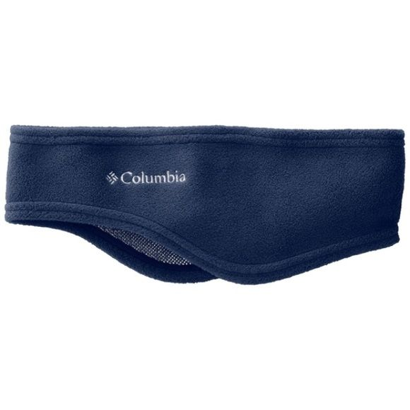 Columbia Sportswear omni-Heat(R) Headband   so S/M Outfitted with Omni-Heat(R) thermal-reflective lining and plush 280g Thermarator fleece, Columbia Sportswear's Thermarator headband holds warmth close for dependable comfort in cold conditions. Omni-Heat(R) thermal reflective system reflects and retains body heat for an average of 20% more warmth. Columbia Accessories Hats