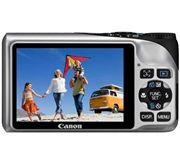 """* 14.1 megapiksel * 28 mm'lik 4x zoom lensi * 6,8 cm (2,7"""") LCD * Akıllı Otomatik, Kolay Mod, ipuçları ve öneriler * HD video (720p) * Bulanıklık azaltma modu * Önizleme kontrolü ve yaratıcı filtreler * Yüz tespiti, otomatik kırmızı göz düzeltme * DIGIC 4 * Li-ion pil  https://ecarsimiz.com/Default.aspx?ref=pinterest"""