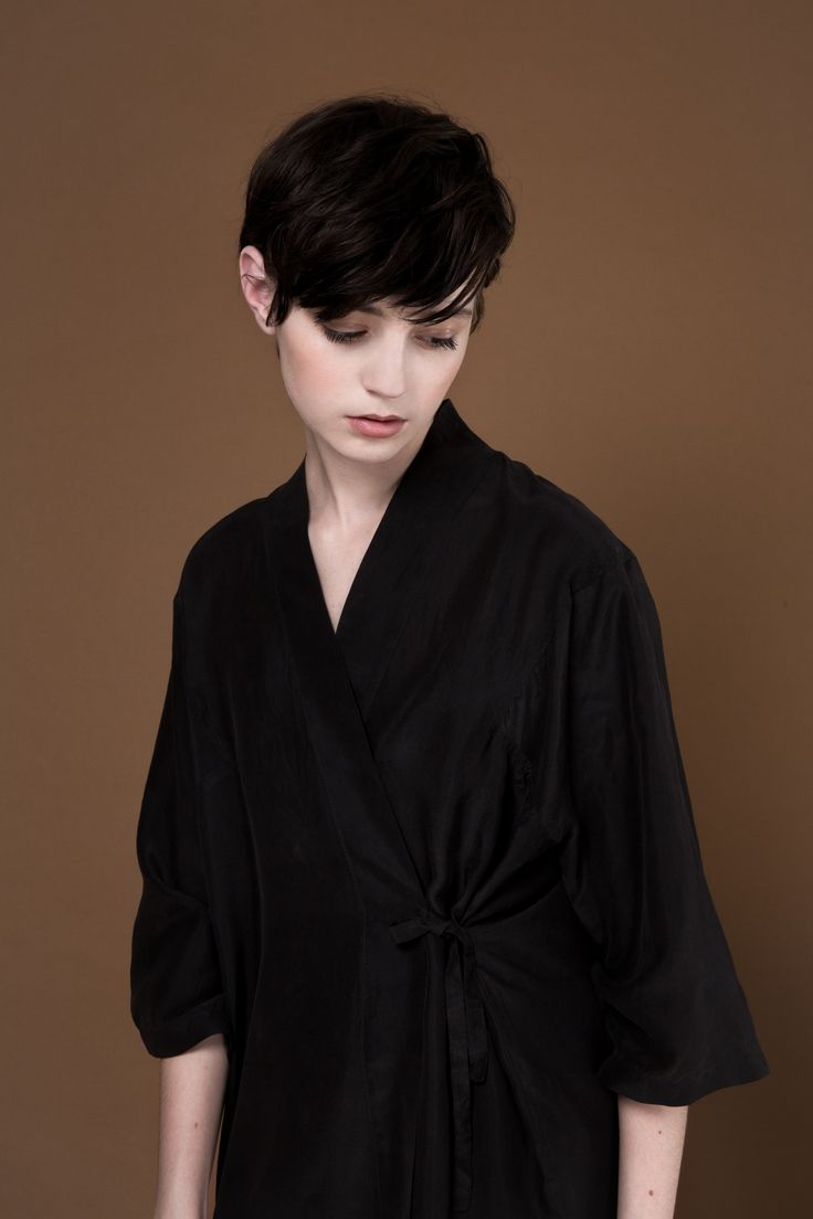 Uka Kimono by OVNA OVICH Made in New Zealand from consciously sourced materials