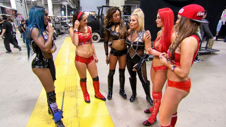 The Total Divas reflect on Brie Bella's final match: Total Divas, Nov. 16, 2016
