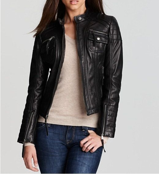 36 best Leather jacket images on Pinterest | Women leather jackets ...