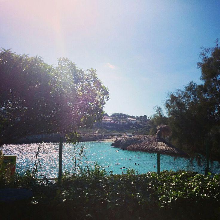 Cales De Mallorca Beach