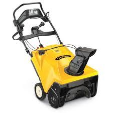 snow blower sale starting at $599 call for more details